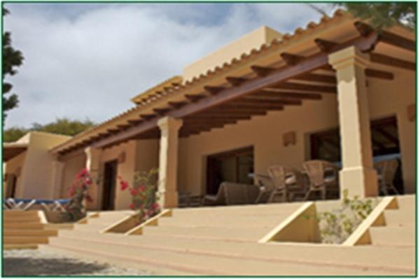 Alquiler villa en Formentera