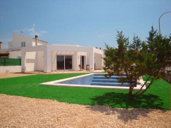 Alquiler villa en Menorca
