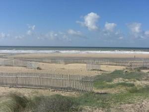 Playa de los Lances en Tarifa