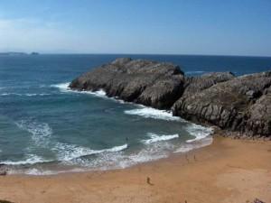 Playa de Somo (Cantabria)